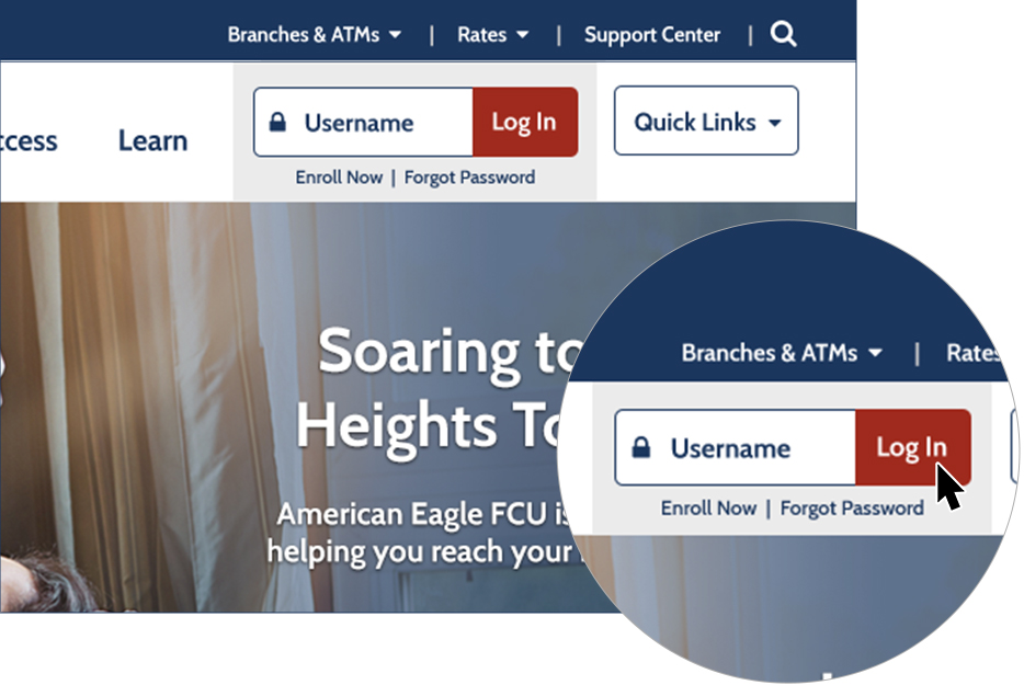 American Eagle Credit Card Sign In >> American Eagle Financial Credit Union Ct Credit Union Banking